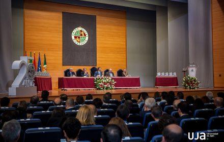 La Universidad de Jaén reconoce el compromiso de Grupo Peñalver